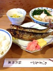 三州屋_イワシ焼