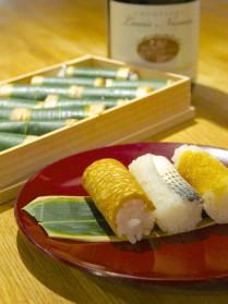 笹巻けぬき寿司